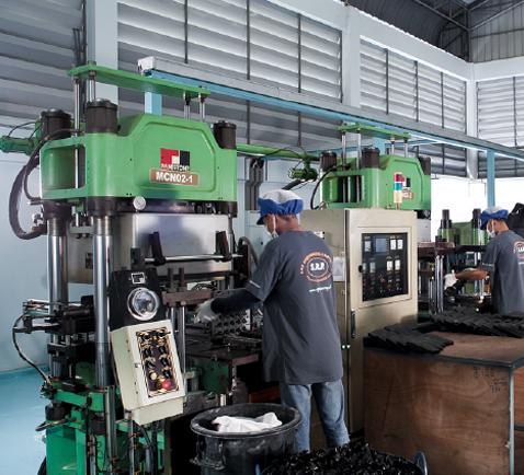โรงงานผลิต โรลเลอร์